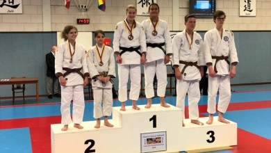 Photo of Talentprijs en districtstitel voor judoka's Dun Hong