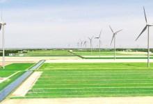 Photo of Aanleg grootste windpark van Nederland halverwege