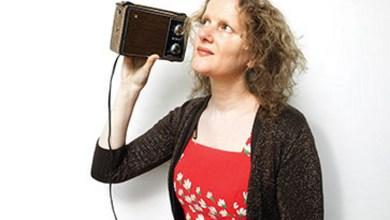 Photo of Linde Nijland in de Cultuurschuur