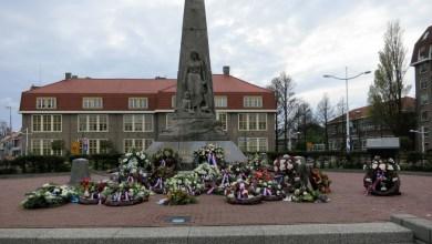 Photo of Onderhoudswerkzaamheden gedenkteken Middenweg
