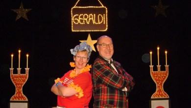 Photo of Goochelvoorstelling van Mister Geraldi en de nieuwsgierige Dora
