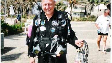 Photo of Frans Klut vertelt over onderwaterarcheologie