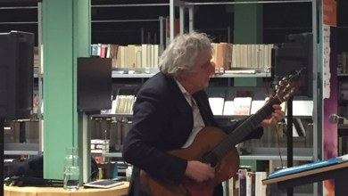 Photo of Succesvolle avond in Bibliotheek Texel