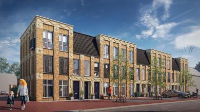 Photo of Nieuwe huurwoningen aan Spuistraat
