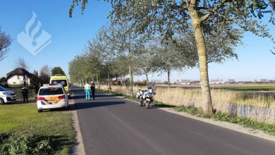 Photo of Fietser aangereden op Zandvaart