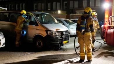 Photo of Opnieuw autobrand in Den Helder