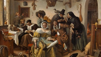 Photo of Online kunstlezing over Jan Steen