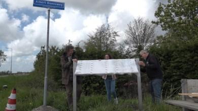 Photo of Monument voor vermoorde verzetsman Albert Beens