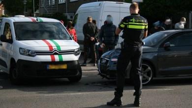 Photo of Flinke schade bij aanrijding op Ruyghweg