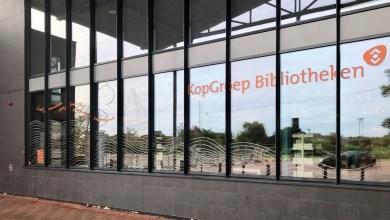 Photo of Bibliotheek Anna Paulowna open in De Ontmoeting