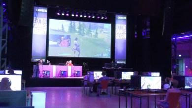 Photo of Stadshal vol fervente Fortnite gamers (video)