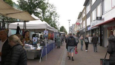 Photo of Juttersmarkt weer van start (video)