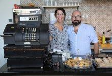 Photo of Café Bom dia als eerste open in Halte Bellevue