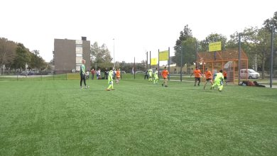 Photo of 6 vs 6 op het Cruyff Court in Nieuw Den Helder (video)