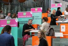 Photo of Podium voor talent tijdens Dutch Media Week 2020
