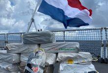 Photo of Zr.Ms.Groningen onderschept drugstransport