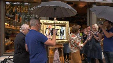 Photo of Nieuwe winkel Dunselman feestelijk geopend (video)