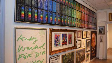 Photo of Kunstcollectie Rob Scholte Museum onverzekerd na onrechtmatige verplaatsing