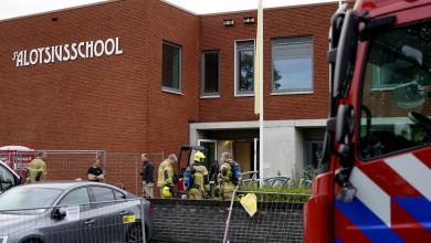 Photo of Gaslekkage in school Schagen