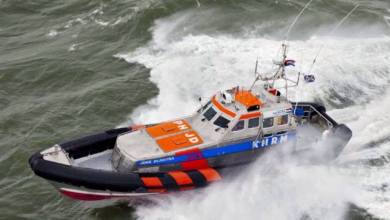 Photo of Ambulancedienst voor reddingboot Den Helder