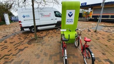 Photo of Eerste deelauto's in gebruik bij mobipunten