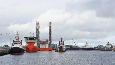 Photo of Nieuwssite over havenactiviteiten Den Helder