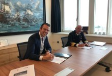 Photo of Nieuw contract over walbewaking Marinebasis Den Helder