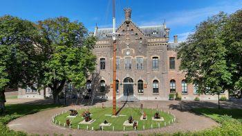 Het KIM gebouw dateert uit 1869
