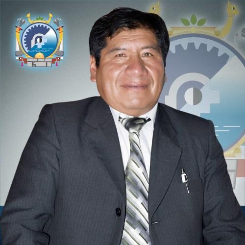 Ing. Rolando, LUQUE CUTIPA