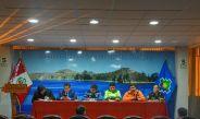 GOBERNADOR REGIONAL PRESIDE REUNIÓN DE TRABAJO PARA LA IMPLEMENTACIÓN DE ACCIONES TRAS DECLARATORIA DE EMERGENCIA EN SAN GABÁN