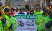 GOBERNADOR REGIONAL PARTICIPÓ EN MARCHA DE SENSIBILIZACIÓN EN CONTRA DE LA VIOLENCIA HACIA LAS MUJERES