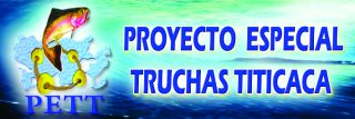 Proyecto Especial Truchas Titicaca