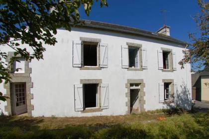 Bretagne - Clohars Carnoët (29360) - Vente aux enchères publiques d' un bien immobilier