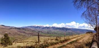 Panoramique Pyrénées espagnoles