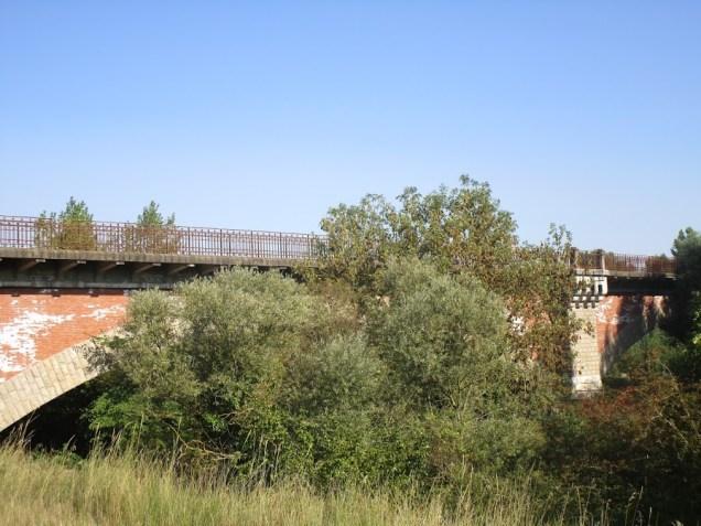 pont rail sur l'Allier