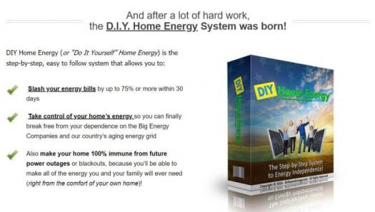 DIY Home Energy Bundle PAckage
