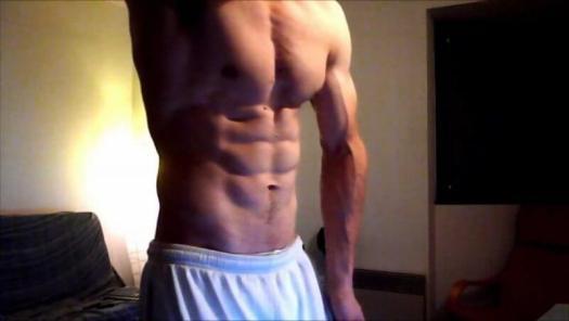musculine body