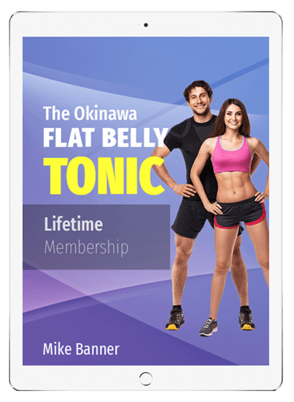 cover of the lifetime membership shown on an Ipad