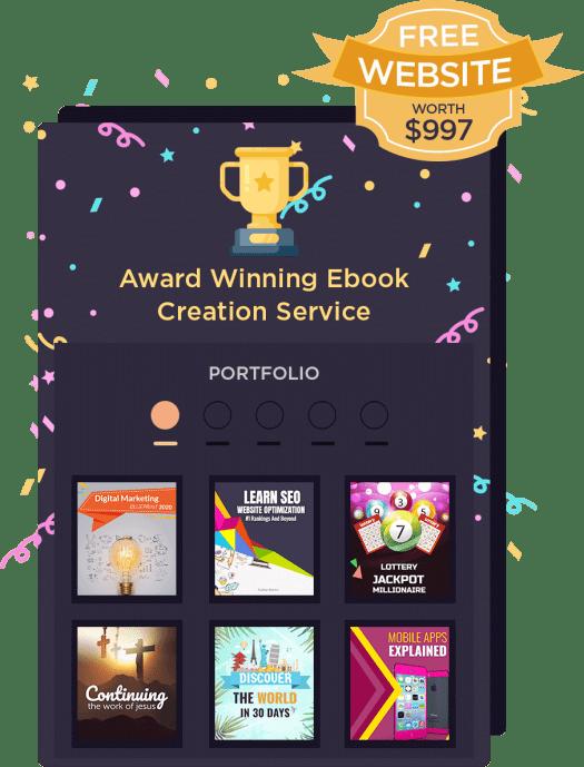 Award Winning Ebook Templates