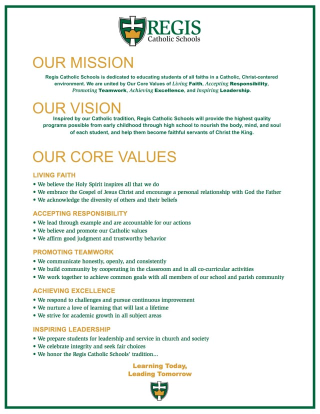 Help me write a vision statement, How to Write a Vision Statement