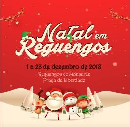 Natal em Reguengos