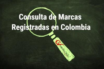 Consulta de Marcas Registradas en Colombia