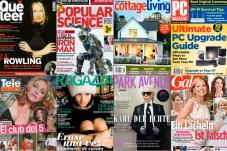 Registro de Marcas de revistas