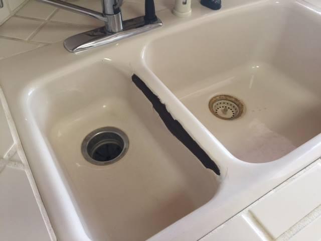 fresno sink refinishing reglaze sinks