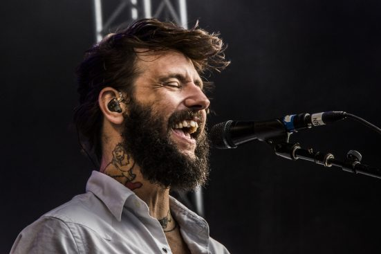 Band of Horses Haven Regnsky