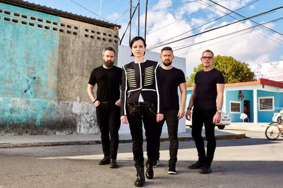 The Cranberries Regnsky
