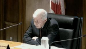 Gruenberg votes no