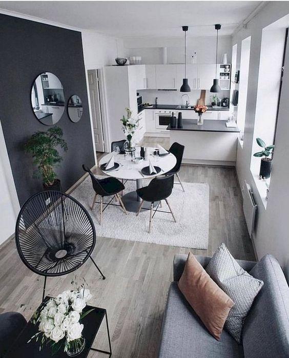 Decidere di unire cucina e soggiorno in un open space di 25 mq ha un vantaggio fondamentale: Rehabito Open Space Come Trasformare Un Appartamento Tradizionale In Un Ambiente Open