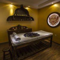 SPA och smärtbehandlingar med SPA terapeuter rehabresor turkiet