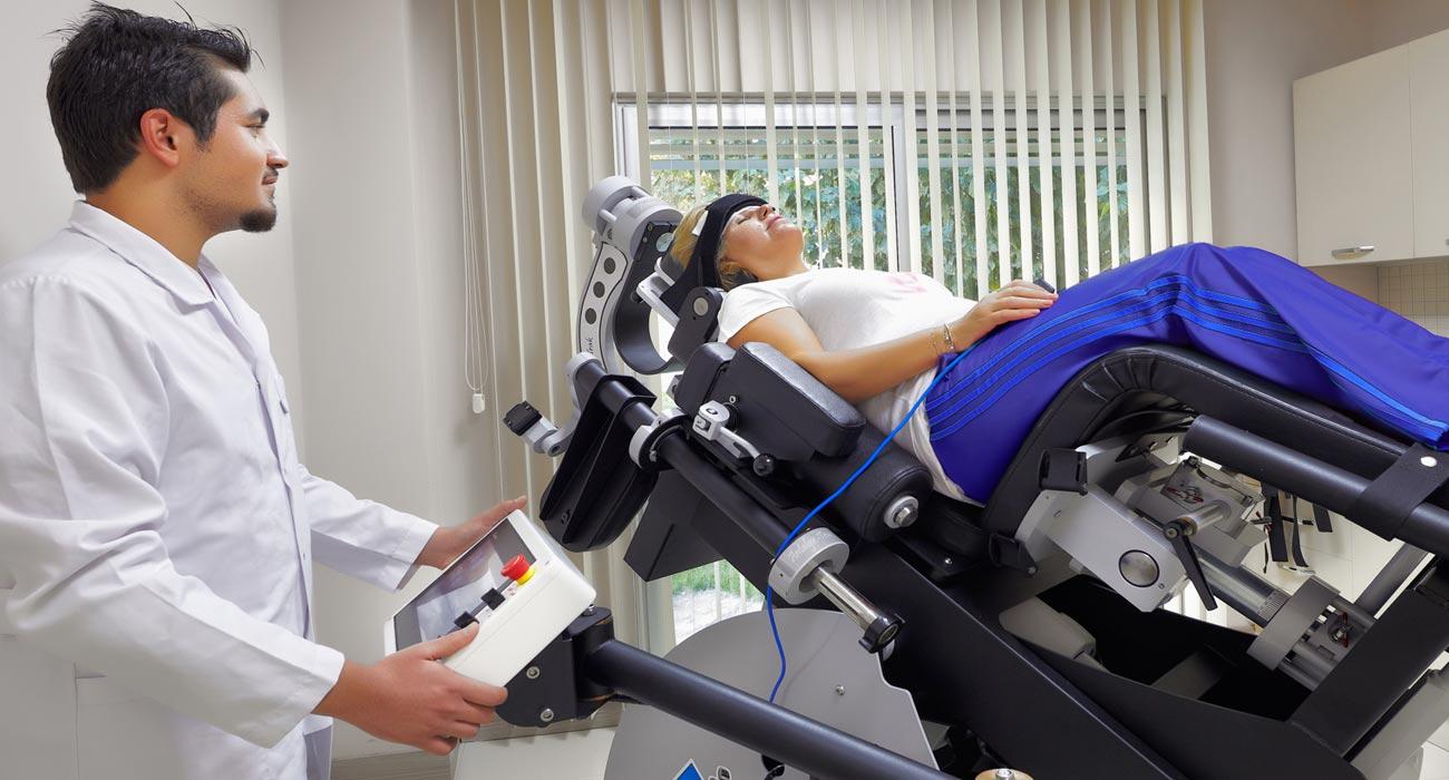 Rygg och nack bråck-spinal stenos rehabresor turkiet